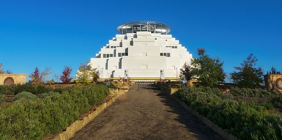 The Great Stupa of Universal Compassion