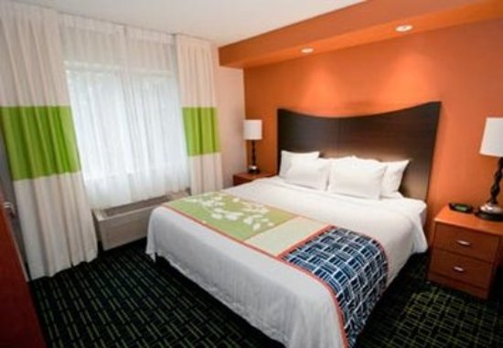 Stevens Point, WI : King Guest Room