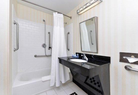 Kingsland, Georgien: Accessible Guest Bathroom