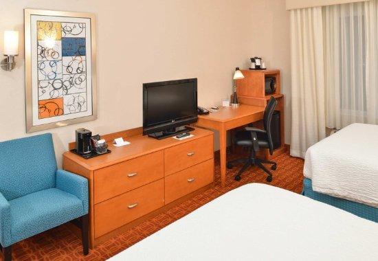Kingsland, Georgien: Double/Double Guest Room Amenities