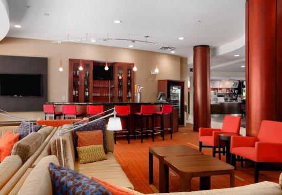 Wall Township, Nueva Jersey: Lobby Seating Area