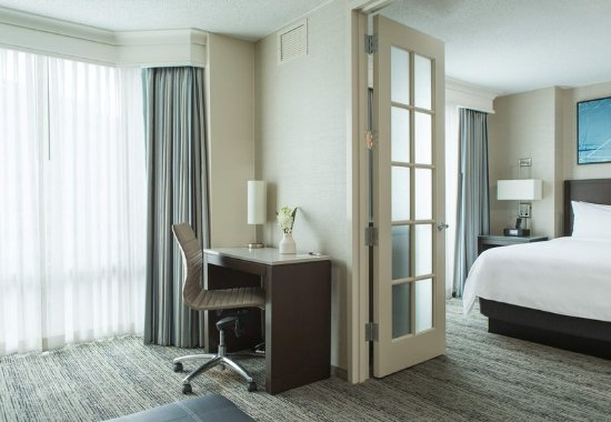 Downers Grove, IL: Executive King Suite