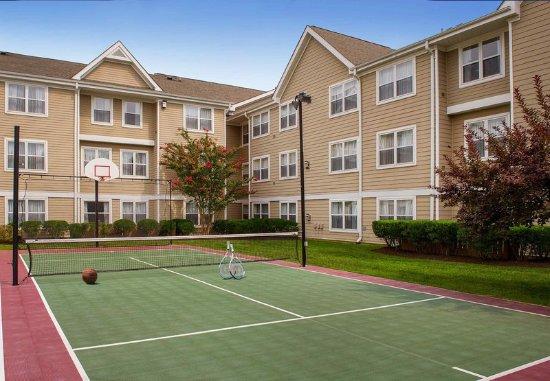 Residence Inn Columbia: Sport Court