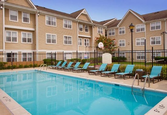 Residence Inn Columbia: Outdoor Pool