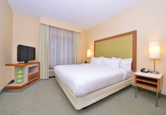 Pinehurst, NC: King Suite Sleeping Area