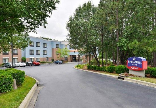SpringHill Suites Pinehurst Southern Pines : Entrance