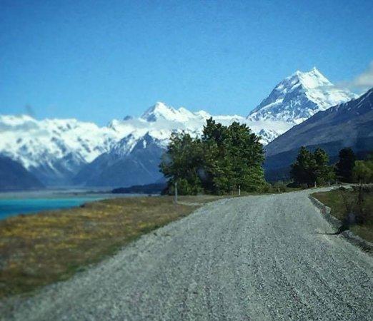 Twizel, Nueva Zelanda: Hayman Road