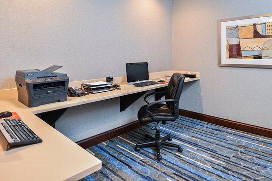 York, NE: Business Center