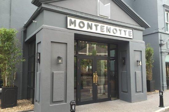 베스트 웨스턴 몬테노트 호텔
