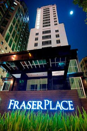Fraser Place Kuala Lumpur Facade