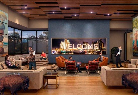 Irvine, CA: Lounge
