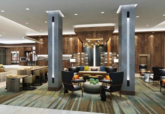 Irvine, CA: Greatroom Lobby