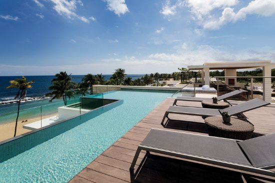 Dorado Beach, a Ritz-Carlton Reserve: 4 Bedroom PH Residence Rooftop Pool