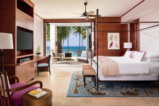 Dorado Beach, a Ritz-Carlton Reserve: Two Bedroom Residence Second Floor King Bedroom