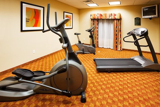 Dayton, TN: Fitness Center