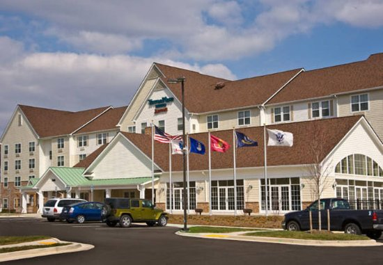 TownePlace Suites Clinton by Marriott at Joint Base Andrews: Exterior