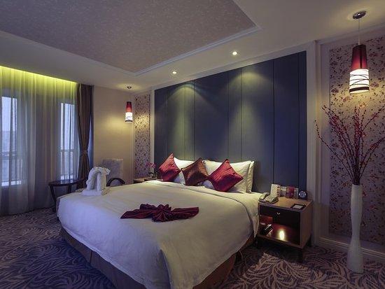 Mercure Chengdu North Hotel : Guest Room