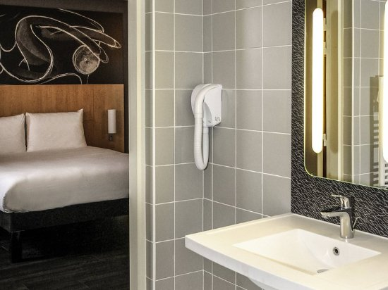 Ibis St Genis Pouilly Geneve: Guest Room