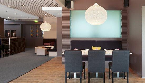 Scandic Asker Interior Lounge