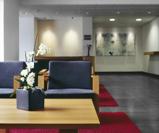 Asker, Norway: Lobby
