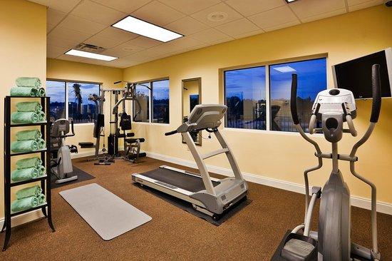 Valdosta, GA Holiday Inn,  Hotel Fitness Center