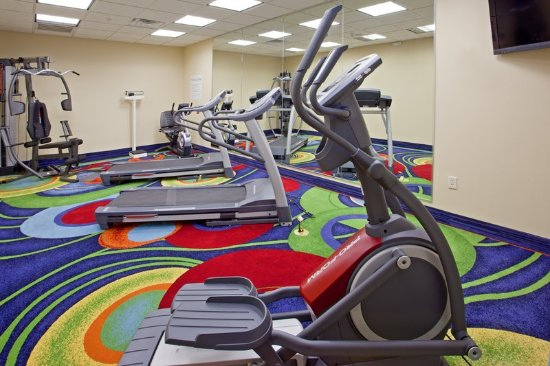 Holiday Inn Austin North-Round Rock: Fitness Center