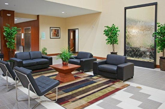 Holiday Inn Austin North-Round Rock: Lobby Lounge