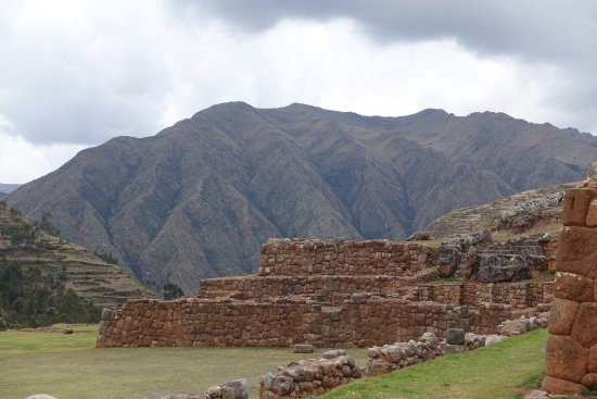 Complejo Arqueologico Chinchero: Terraces