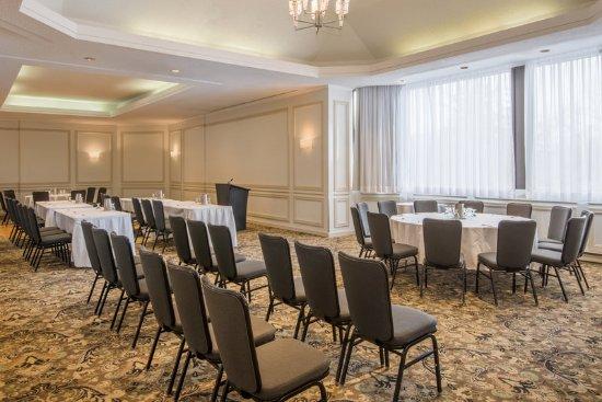 Crowne Plaza Gatineau-Ottawa: Chaudiere Room