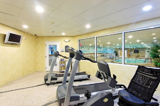 Holiday Inn Express Branford/New Haven: Fitness Center