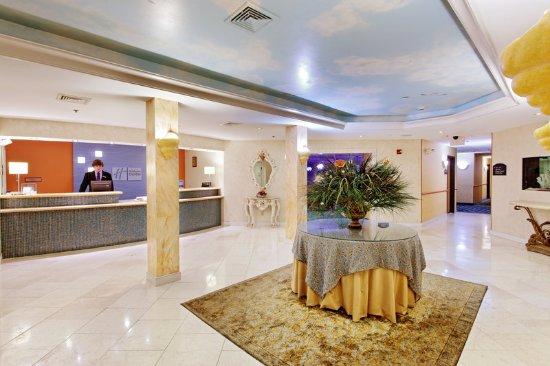 Branford, كونيكتيكت: Hotel Lobby