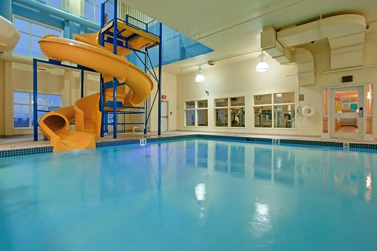 Nisku, Canada: Swimming Pool
