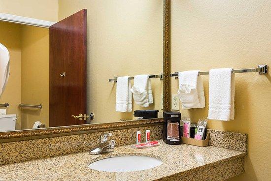 Bryant, Αρκάνσας: Vanity area