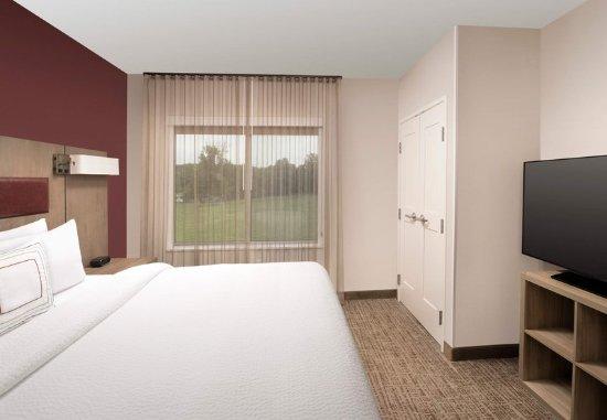Residence Inn Baltimore Owings Mills: One-Bedroom King Suite