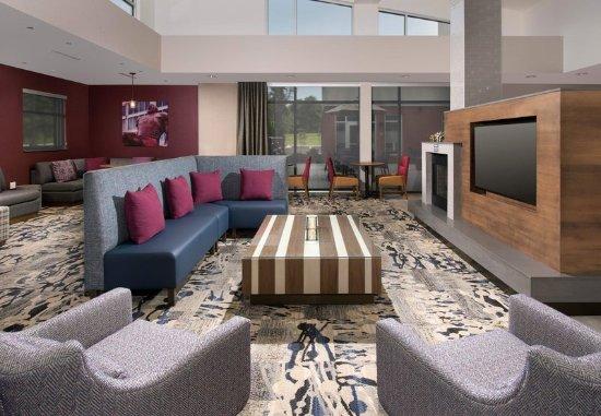 Residence Inn Baltimore Owings Mills: Lobby