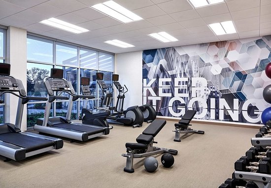 Grandville, MI: Fitness Area