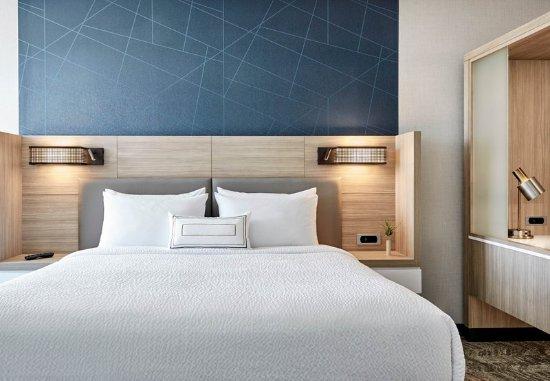 Grandville, MI: Suite - Sleeping Area