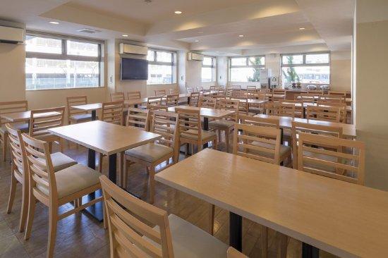 Comfort Inn Omi Hachiman: Breakfast