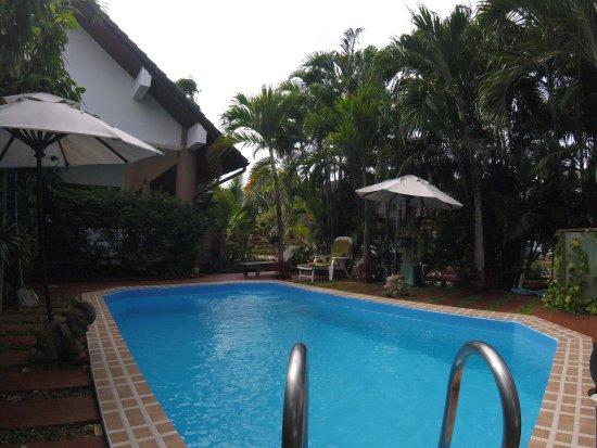 Saraphi, Thailand: Merveilleux séjour chez Saku et Dani ! Merci à vous