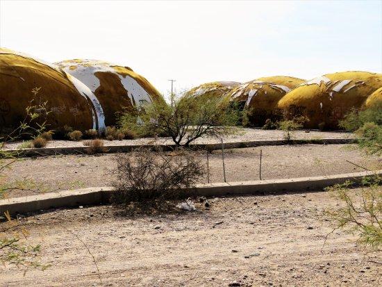 The Domes of Casa Grande