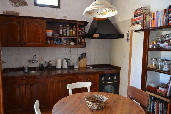 Valsequillo, España: Kitchen