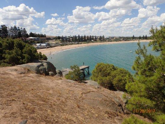 Port Elliot, Avustralya: the inner bay beach