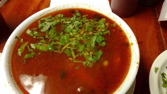Sherman, TX: Shrimp Stew