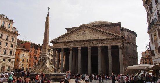 Da Armando al Pantheon: il Pantheon