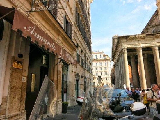 Da Armando al Pantheon: il locale di Armando