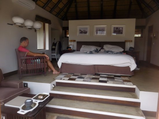 Phinda Private Game Reserve, South Africa: King Suite