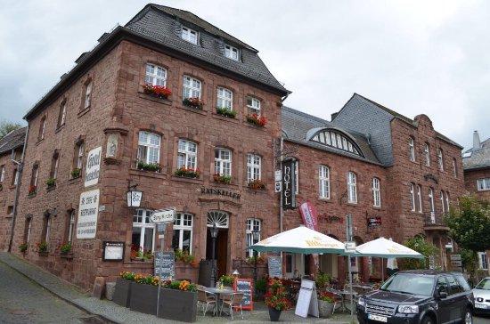 Nideggen, Germania: Hotel Ratskeller