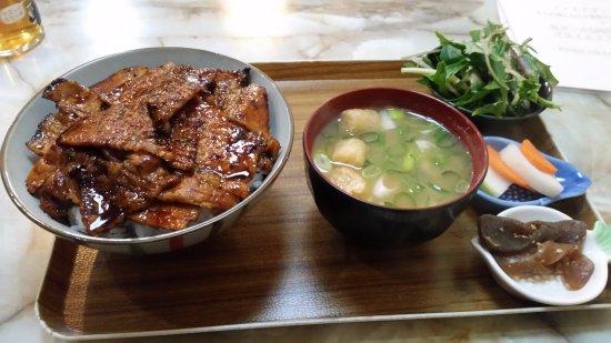 Sayama, Japan: 豚丼きみお