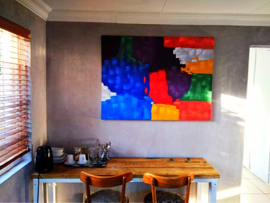 Gauteng, Sør-Afrika: Pool Side Room