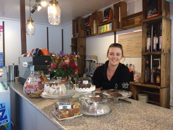Roxburgh, Nowa Zelandia: Benger Garden Cafe
